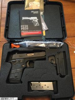 For Sale: Sig P938 Extreme Carry 9mm