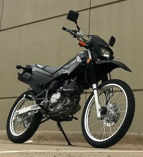 2015 Suzuki DR200S Dual Purpose Motorcycles Plano, TX