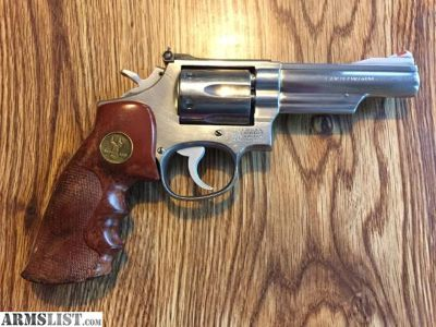 For Sale/Trade: Smith & Wesson model 66-1 357