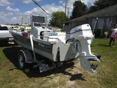 Looking For a center console boat must have tilt and trim hydrolic plate