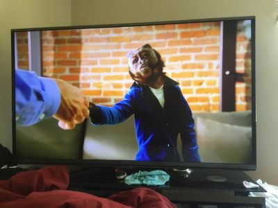 **REDUCED** 70 INCH SMART LED TV