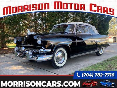 1954 Chevrolet Corvette Base (Black)