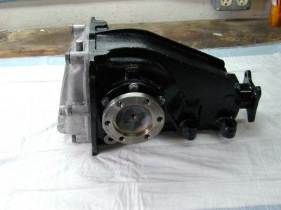 BMW E21 Differential - Refurbished