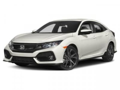 2019 Honda Civic Sport (Tonic Yellow Pearl)