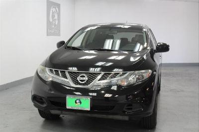 2012 Nissan Murano SL (Super Black)