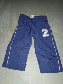 Insulated snow pants 18 mos.