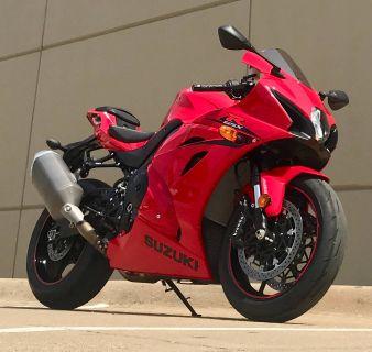 2017 Suzuki GSX-R1000 ABS SuperSport Motorcycles Plano, TX