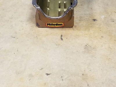 Milodon box pan, SBC