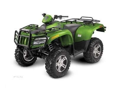 2010 Arctic Cat 700 H1 EFI Limited Edition Utility ATVs Zulu, IN