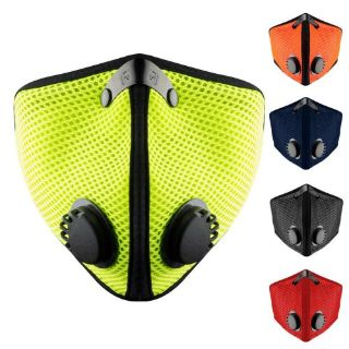 Buy RZ Mask M2 Mesh Air Filtration Adult XL Protective Masks motorcycle in Manitowoc, Wisconsin, United States, for US $26.95