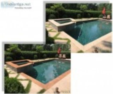 Pool tile repair service