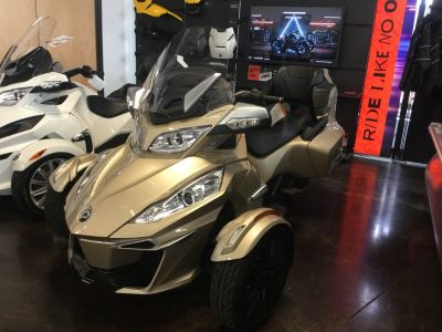 2017 Can-Am Spyder RT-S 3 Wheel Motorcycle Portland, OR