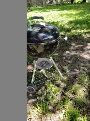 """18"""" Weber Grill"""