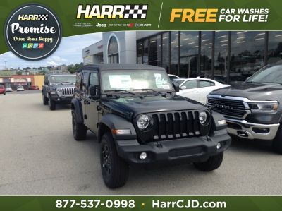 2018 Jeep Wrangler Unlimited SPORT 4X4
