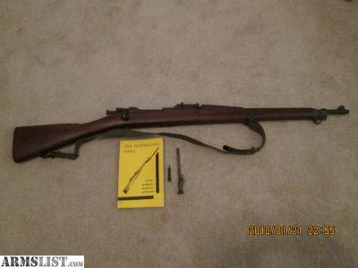 For Sale: M1903 Springfield Rifle