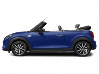 2019 MINI Convertible Cooper S (Starlight Blue Metallic)