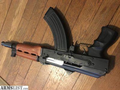For Sale/Trade: PAP M92 Ak Pistol 762x39 LNIB $1