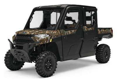 2019 Polaris RANGER CREW XP 1000 EPS NorthStar Edition Ride Command Utility SxS Eagle Bend, MN