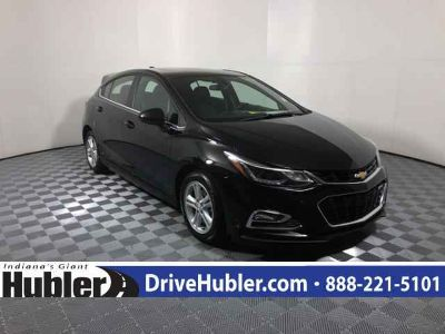Used 2017 Chevrolet Cruze 4dr HB