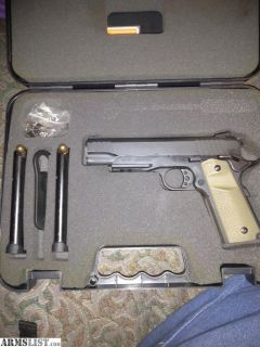 For Sale: 1911 .45 Taurus