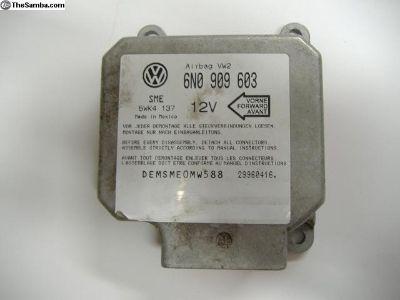 Airbag control module 6N0 909 603