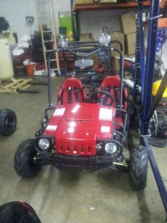 2018 Other Rocketa Jeep Go-Kart 125cc Other Go-Karts Forest View, IL