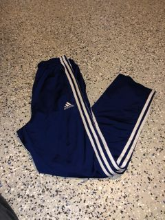 Men s size small Adidas pants excellent condition