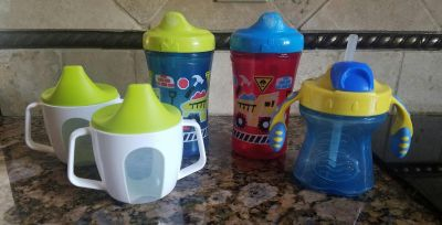 Sippy cup lot