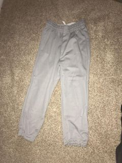 Boys baseball pants size youth M