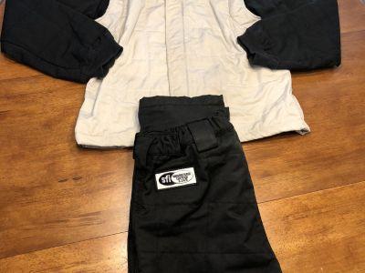 Sparco fire suit