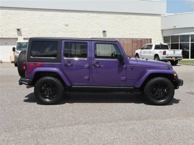 2016 Jeep Wrangler Unlimited 4WD 4dr Backcountry *Ltd Avail (PURPLE)