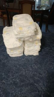 No name size 4 diapers
