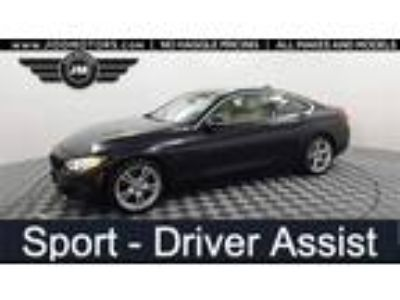 Used 2016 BMW 4 Series Black, 45.7K miles