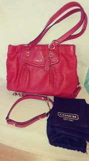 Coach Crossbody Tote