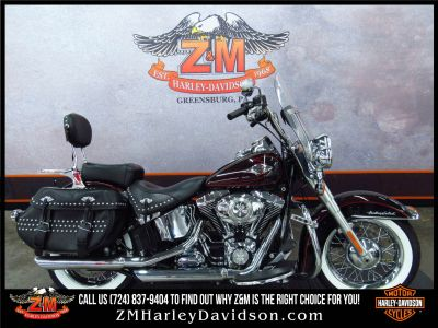 2011 Harley-Davidson Heritage Softail Classic Cruiser Motorcycles Greensburg, PA