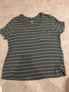 Target Mossimo Shirt M