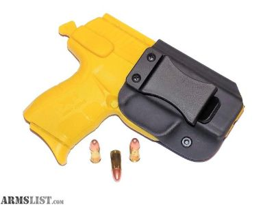 For Sale: Aggressive Concealment XDEIWBLP IWB Kydex Holster Springfield XDE 3.3