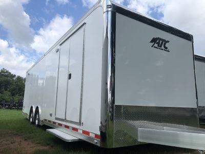 New 2020 8.5 x 28 ATC Race Trailer