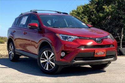 2018 Toyota RAV4 XLE (RUBY FLARE PRL)