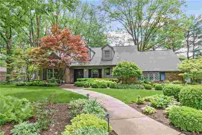 3715 Briarwood Drive Indianapolis Four BR, From the gaslight
