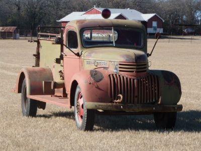 1943 Chevrolet 1 1/2 Ton