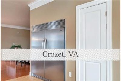 House in move in condition in Crozet. Will Consider!