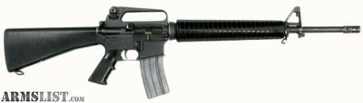 Want To Buy: A2 spec AR-15