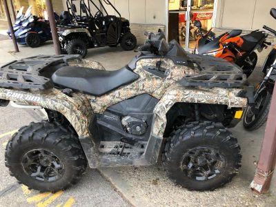 2014 Can-Am OUTLANDER 800 XT Sport ATVs Columbus, OH