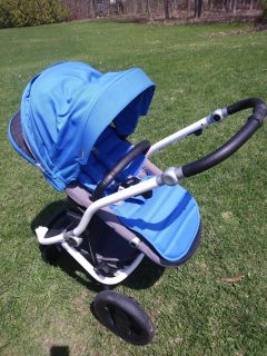 Brita affinity stroller. EUC just some light scratches on side logos where it folds