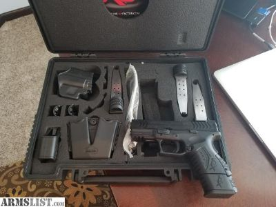 For Sale: Springfield XDM 3.3 Sub 45 ACP