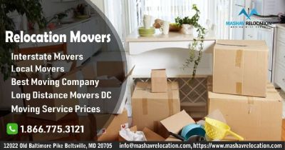 Packing Moving Company Washington DC