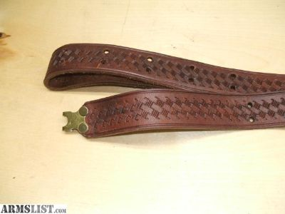 For Trade: 1907 style leather sling