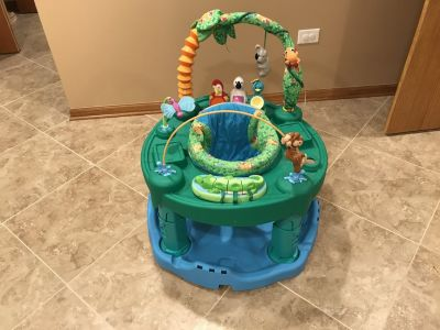 Lots of toys and kids items