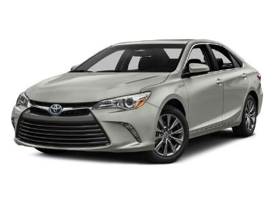 2016 Toyota Camry Hybrid LE (Cosmic Gray Mica)